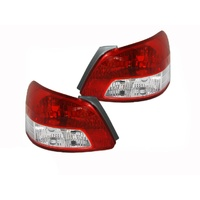 Toyota Yaris Sedan Rear Tail Lights 4dr 06-10 LH + RH ADR 07 08 09