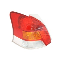 Toyota Yaris 08-11 Genuine 3&5 Door Hatch Red Amber & Clear LHS Tail Light