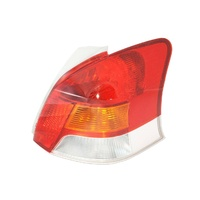 Toyota Yaris 08-11 Genuine 3&5 Door Hatch Red Amber & Clear RHS Tail Light