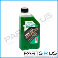 Tectaloy XTRA Cool GOLD Anti Corrosion Concentrate Radiator Coolant 1L= 15Litres