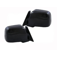 Toyota 80 Series Landcruiser Manual Door Mirrors LH+RH