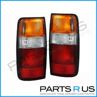 Toyota 80 Series Landcruiser New Pair Tail Lights Lamps 90 91 92 93 94 95 96 98