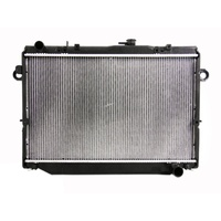 Toyota 100 Series Landcruiser Radiator Turbo Diesel 1HDFTE 98-07 Manual