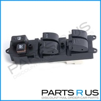 Toyota Landcruiser Prado Wagon 96-02 Black Master Power Window Switch Electric