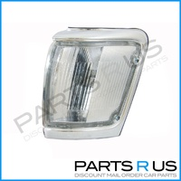 Toyota 4 Runner/Surf 91-97 LHS Chrome Corner Park Light