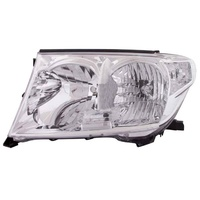 Toyota 200 Series Landcruiser Headlight Left 12-15 Genuine OEM 13 14 Head Light