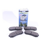 Mitsubishi Pajero NS NT Rear Disc Brake Pads Set 06 07 08 09 10 11