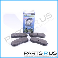 Toyota FJ Cruiser, 70 80 100 Series Landcruiser & 96-2012 Prado Rear Brake Pads