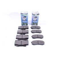 Toyota Landcruiser Prado Front & Rear Disc Brake Pads Set 96-02 90 Series