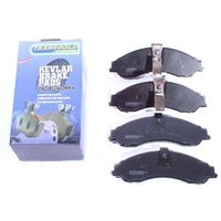 Holden Commodore/Statesman/Monaro VT VX VU VY VZ WH WK WL Front Disc Brake Pads