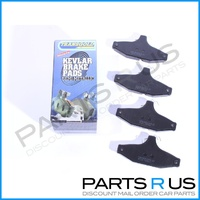 Ford AU 2 BA BF FG Falcon Rear Disc Brake Pads Set XR6/XR8/Fairmont/Fairlane