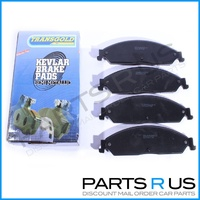 Ford BA BF FG Falcon/Fairmont/Fairlane/Territory Front Brake Pads Set XR6/XR8