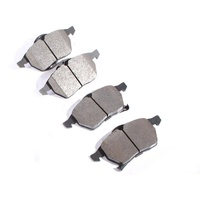 Holden Zafira Front Disc Brake Pads Set 01-05
