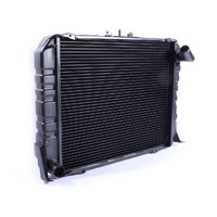 Toyota Hiace Van 89-98 2.8l Diesel Manual Copper Hi-Ace Radiator RZH/LH10#