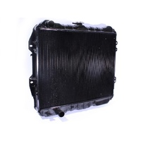 Toyota Hilux 83 85 86 87 88 New Radiator - Suits Diesel Models Without P/Steer