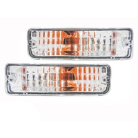 Toyota Hilux 88-97 Crystal Clear Bar Indicator Lights & Surf 4Runner 89-91