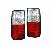 Toyota 80 Series Landcruiser LED Altezza Tail Lights 90-98 Left & Right Pair
