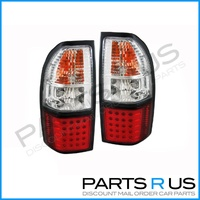 Toyota Landcruiser Prado LED New Altezza Tail Lights 99 00 01 02 ZJ95 Left Right