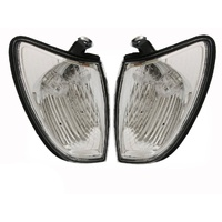 Toyota 100 Series Landcruiser GXV Crystal Corner Lights