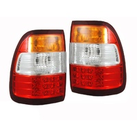 Toyota 100 Series Landcruiser LED Tail Lights 05-07 L+R