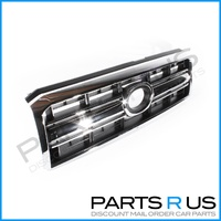 Toyota Landcruiser 07-13 70 (76 78 79) Series Chrome Front Grill Grille