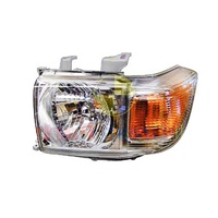 Toyota Landcruiser 76 78 79 70 Series 07-14 LEFT Headlight LHS Ute/Wagon/Troopy