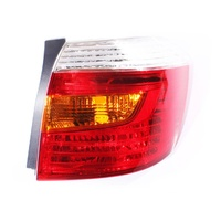 Toyota Kluger 07-10 KX-R Wagon Red Clear & Amber Genuine RHS Right Tail Light