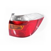 Toyota Kluger 07-10 KX-S Wagon Red Clear & Amber Genuine RHS Right Tail Light