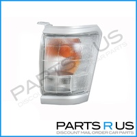 Toyota Hilux LHS Indicator Corner Light Lamp Silver Grey 2WD 4WD Left 97-01 ADR