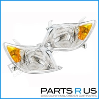 Toyota Hilux 05 06 07 08 Hi Lux LH RH Left Right Pair Headlight Quality ADR NEW