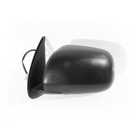 Toyota Hilux 05-10 Ute Black Electric LHS Left Door Wing Mirror 06 07 08 09 10