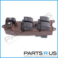 Toyota Hilux Window Switch 05-12 Ute RHS Electric Power 4 Button TGN KUN GGN
