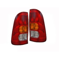 Toyota Hilux 05 06 07 08 09 10 11 Ute New Pair Tail Lights SR SR5 KUN26 TYC