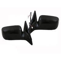 Toyota Camry 92-97 LH+RH Pair Electric Power Door Wing Mirrors 93 94 95 Widebody