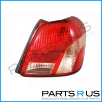 Toyota Echo Sedan 99 00 01 02 Right Side RH Tail Light