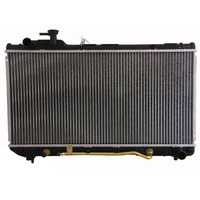 Toyota RAV4 Radiator RAV 4 97 98 99 00 2.0Ltr 4 Cylinder New Suits Auto & Manual