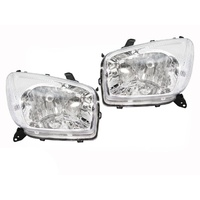 Toyota Rav 4/ Rav4 Pair Of Headlights Left LH + RH Right 00 01 02 03 NEW