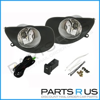 Toyota Yaris 05-08 Hatchback Front Fog Lamp Set / Spot Lights Kit 3Dr 5Dr 06 07