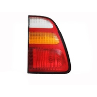 Toyota 100 Series Landcruiser 98 99 00 01 02 Tail Gate Light LHS Garnish Boot