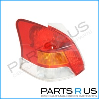Toyota Yaris Tail Light 08-11 Hatch Models Left LHS Lamp 09 10 Hatchback YR YRS