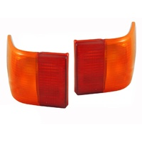 AUDI 80 Sedan 88-92 Rear Tail Lights Pair- Left + Right