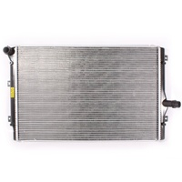VW Jetta Radiator 07-11 2.0l Turbo Diesel  & Turbo Petrol Volkswagen Auto Manual