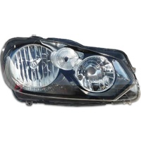 VW Golf Right Head Light 08-12 MK6 Mark VI RHS Non Xenon VolksWagen ADR TDi GTI