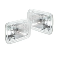 2x Semi Sealed Headlights Toyota Mitsubishi Holden Ford