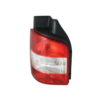VW Volkswagen Transporter T5 Van Tail Light 09-11 Red & Clear LHS Left Lamp