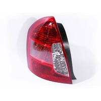Hyundai Accent 05-09 4 Door Sedan Genuine LHS Left Red & Clear Tail Light Lamp