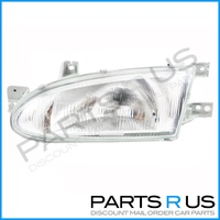Hyundai X3 Excel Brand New 4 & 5 Dr 94 95 96 97 Clear LHS Left Headlight Lamp