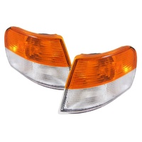 Saab 9000 Brand New 92 93 94 95 96 97 LH+RH Pair Of Indicator Corner Park Lights