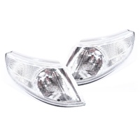 Saab 9-5 Brand New 97 98 99 00 01 LHS+RHS Pair Of Indicator Corner Park Lights