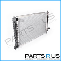 Saab 9-5 97-06 Sedan & Wagon 4Cyl Aluminium Radiator High Quality 95